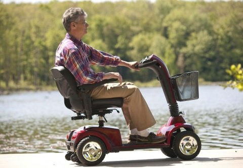 3 Reasons why the Mobility Scooter is the Best Option for People with Disabilities Picture