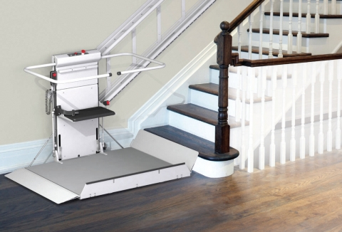 3 Ways in which a Stair Lift can Protect People with Disabilities Picture