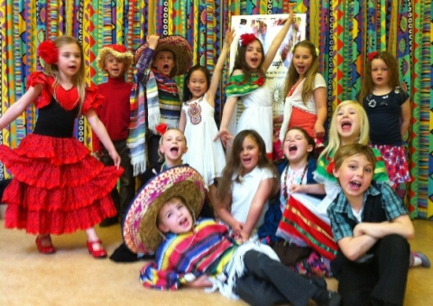 Choosing the right acting school for your child