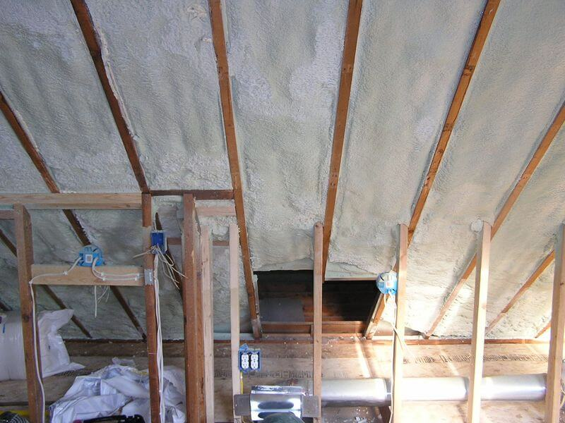 Common Problems To Avoid When Spraying Foam Insulation