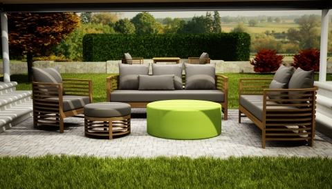 Tips for turning your patio into a stylish outdoor lounge