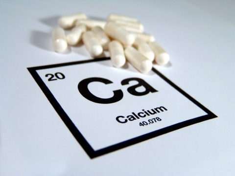 Calcium supplements do work