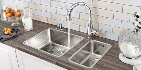 Composite Sinks vs. Stainless Steel Buying Guide Picture