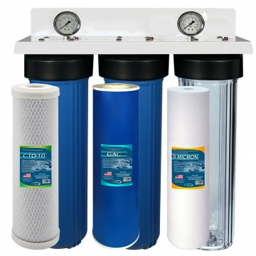 Everything You Need to Know Before Buying a Whole House Water Filter Picture