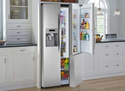 French Door Vs. Side-by-side Refrigerators - Which is the Best Choice Picture