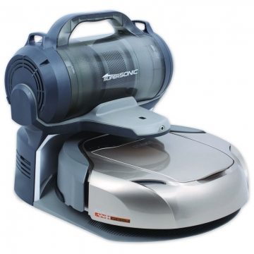 Robot Vacuums with Self-Emptying Dustbins Picture