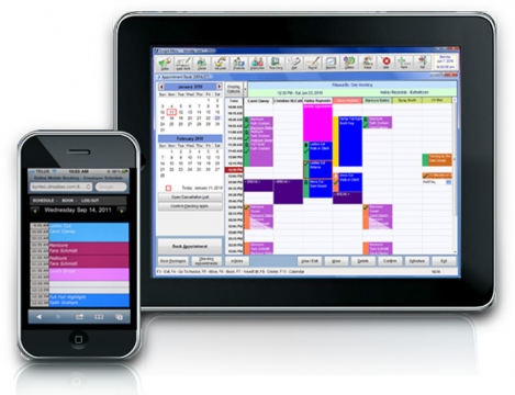 Salon scheduler software make your business more popular