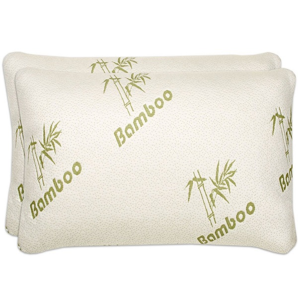 The Best Rated Shredded Memory Foam Pillow With Bamboo