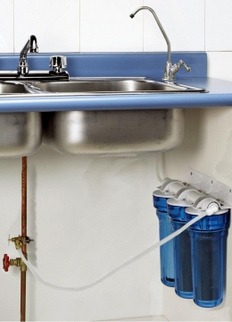 What Makes a Good Under Sink Water Filter Picture