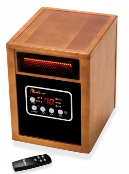 Which is the Most Energy Efficient Type of Space Heater? Picture