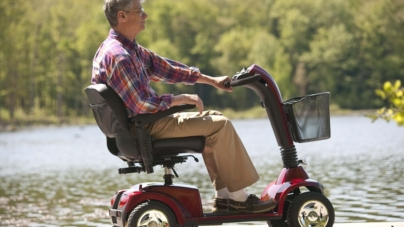 3 Reasons why the Mobility Scooter is the Best Option for People with Disabilities