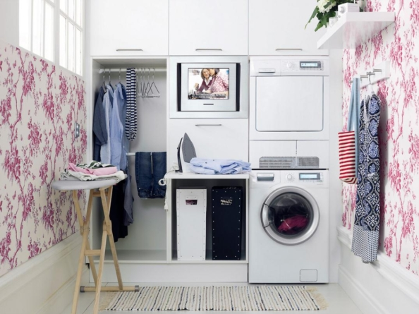 Important Considerations for Designing the Laundry Room