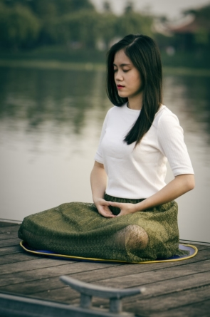 Improve your body and mind through meditation