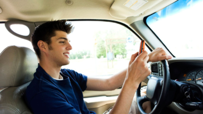 Pay attention to the facts about distracted driving