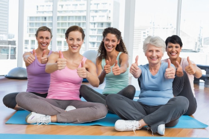 Physical therapy for specific women's health issues