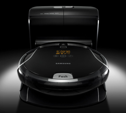 Robot Vacuums with Self-Emptying Dustbins