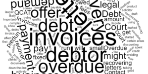 Small family enterprises – The best way to chase your debtors