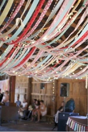 Stylish ways you can integrate ribbon into your wedding