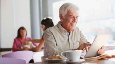 Want happy and active elders? Introduce them to the world of blogging
