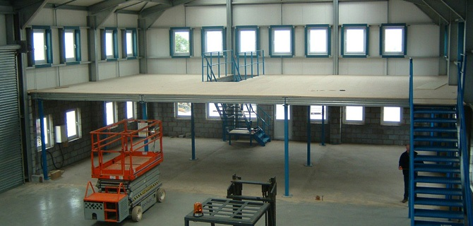 Why mezzanine floors are a great investment